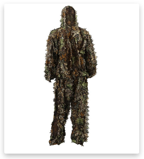 Zicac Camo Outdoor Ghillie Suit (Jungle / Woodland)