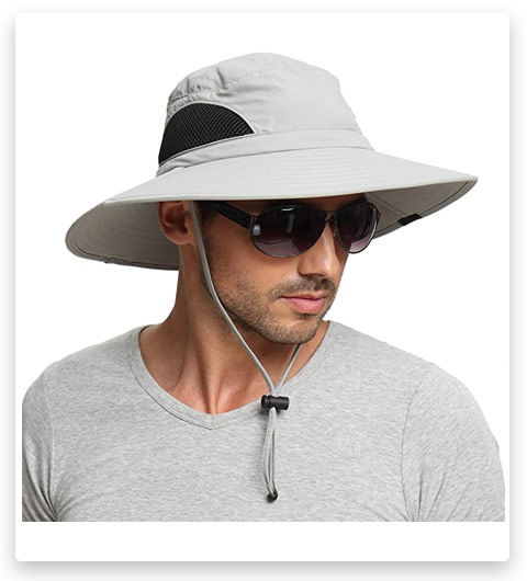 EINSKEY Sun Protection Waterproof Breathable Hat (Unisex)