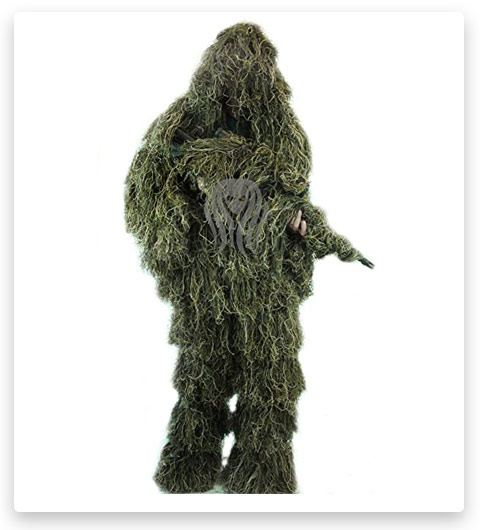 Arcturus Ghost Ghillie Suit for Men