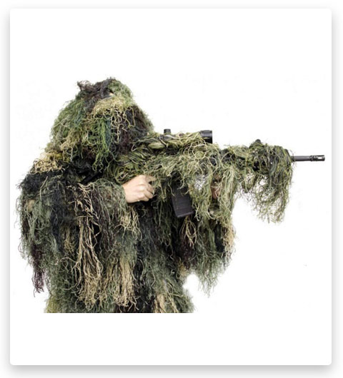 Arcturus Warrior Ghillie Suit (Military / Hunters / Snipers / Airsoft)