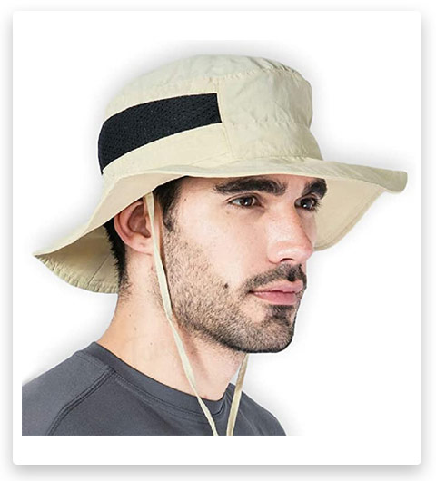 Tough Headwear Boonie Sun Hat for Men & Women