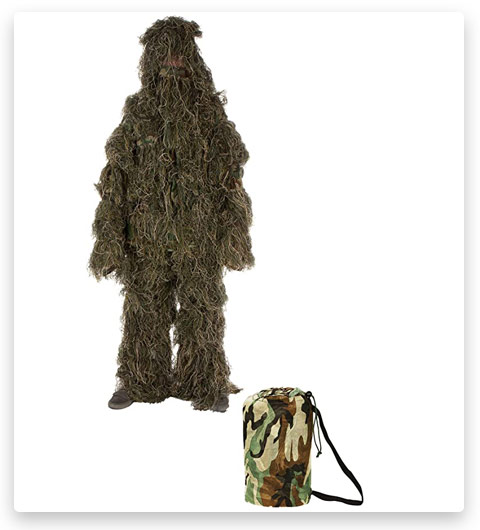 Modern Warrior Mixed Ghillie Suit (Tactical / Hunting)
