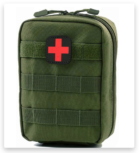Terrernce MOLLE EMT IFAK Pouch (Medical First Aid Tactical Pouch)