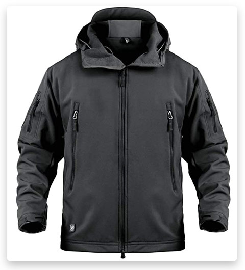 ANTARCTICA Military Tactical Jacket (Waterproof)