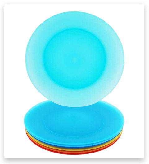 9.75-inch Everyday Dinner Plates BPA