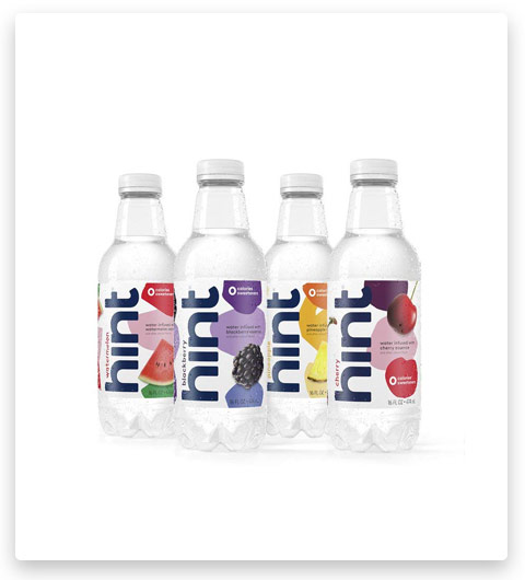 Hint Fruit Infused Water, Variety Pack