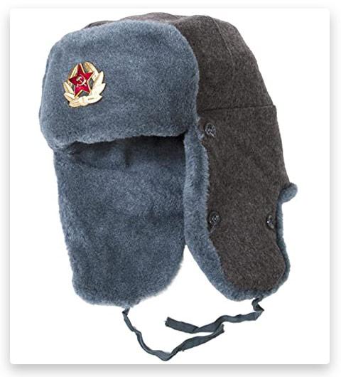 Tepem - Russian Army Ushanka Winter Hat
