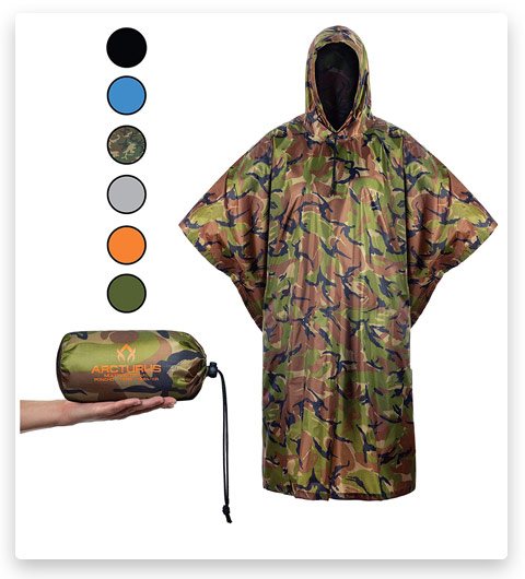 Arcturus Rain Ponchos for Adults