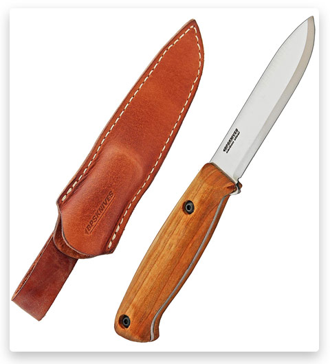 BPS Knives BS1FTS Bushcraft Knife Survival Kit for Camping