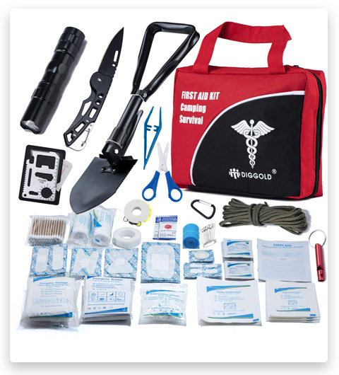 DIGGOLD Survival Bag Soft Case Bag