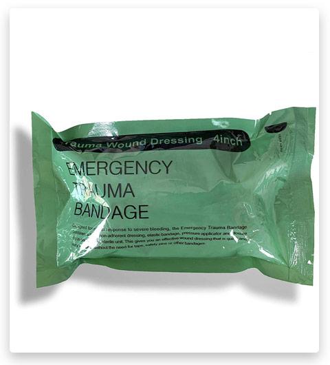 Israeli Bandage Vacuum Sterile Compression Bandages