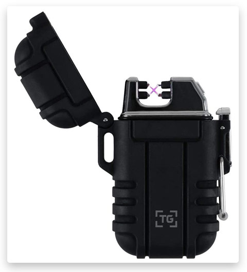 TG - Plasma Lighter Windproof (Waterproof)