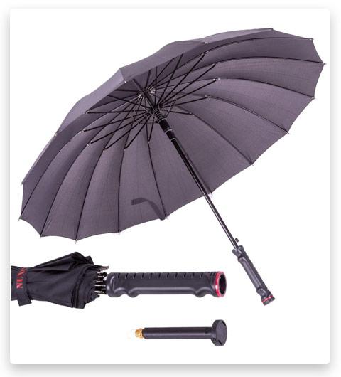 Nunchuckgrips – Full-Size Umbrella (Pepper Spray)