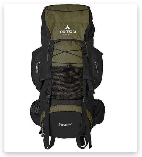 TETON Sports Scout 3400 Backpack (High-Performance)