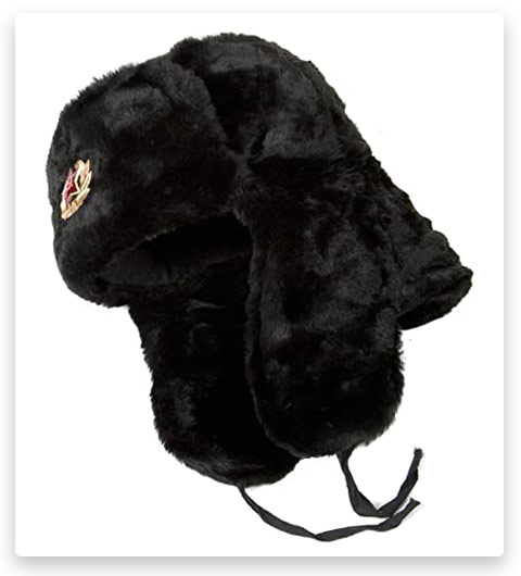 Siberhat - Russian Soviet Army KGB Cossack Ushanka