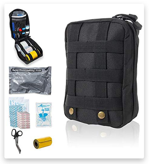 Delta Provision Co. Tactical First Aid Kit - IFAK Pouch