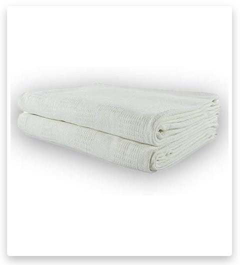 JMR White Hospital/Home Thermal Blanket