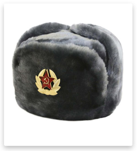 Siberhat - Russian Soviet Army Air force Ushanka