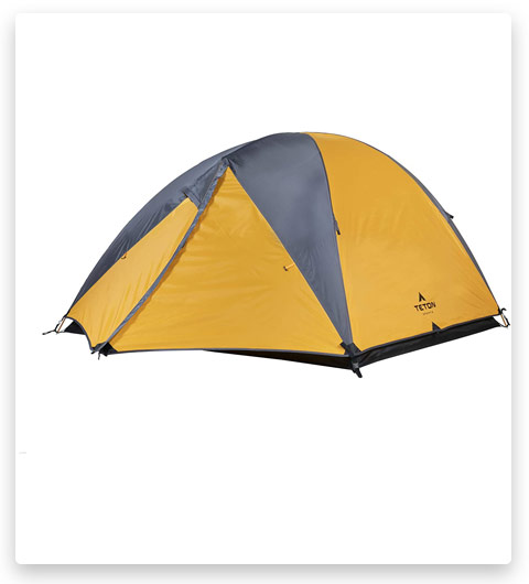 TETON Sports Mountain Ultra Tent 1 to 4 Person