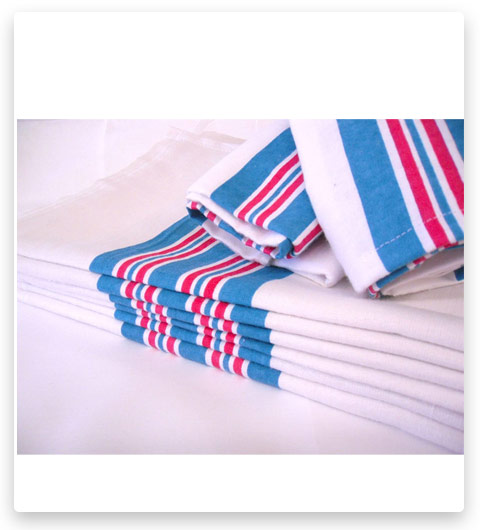 6PK Hospital Baby Blankets
