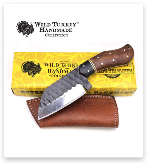 Wild Turkey Handmade Collection Full Tang High Carbon Steel