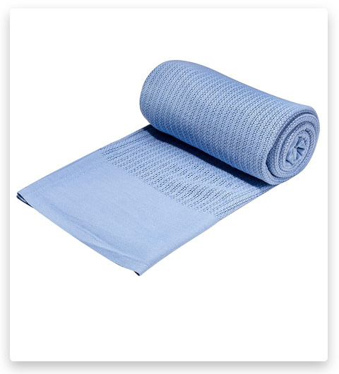 Elivo Hospital Thermal Blankets (100% Cotton)