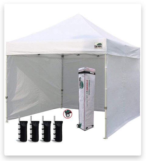 Eurmax 10'x10' Ez Pop-up Canopy Tent