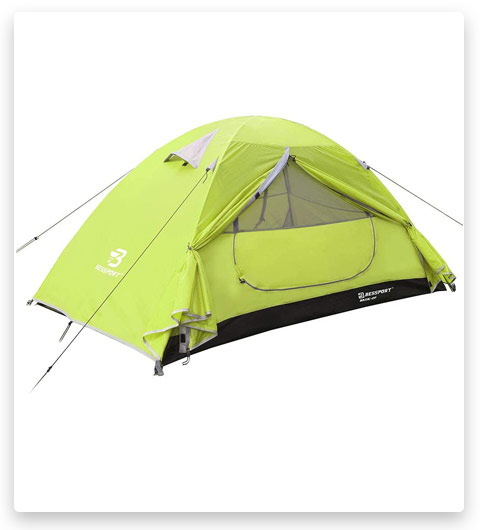 Bessport Camping Tent (Lightweight Backpacking Tent)