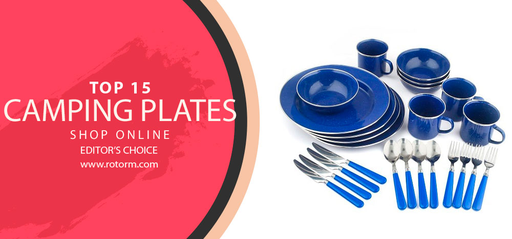 Top-15 Capmping Plates- editor's choice