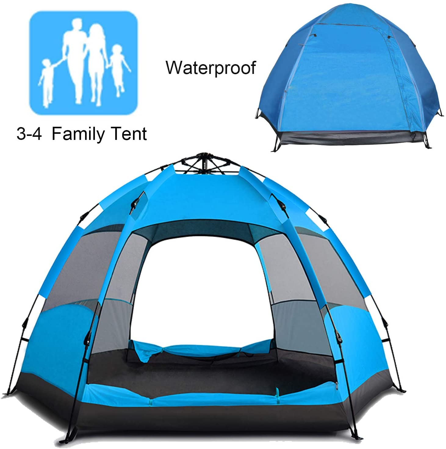 Best Waterproof Tents for Camping 2020