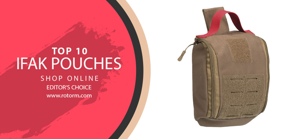 TOP-10 IFAK Pouches - Editor's Choice
