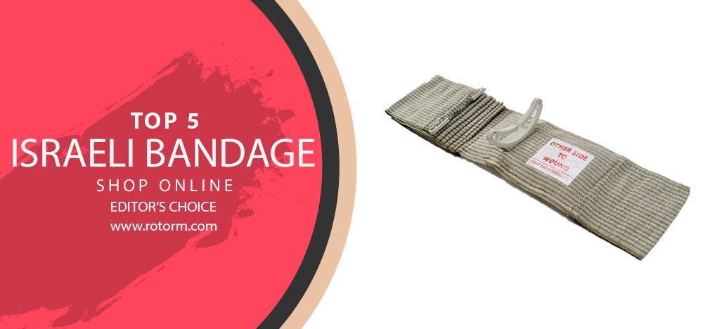 Best Israeli Bandage - Editor's Choice