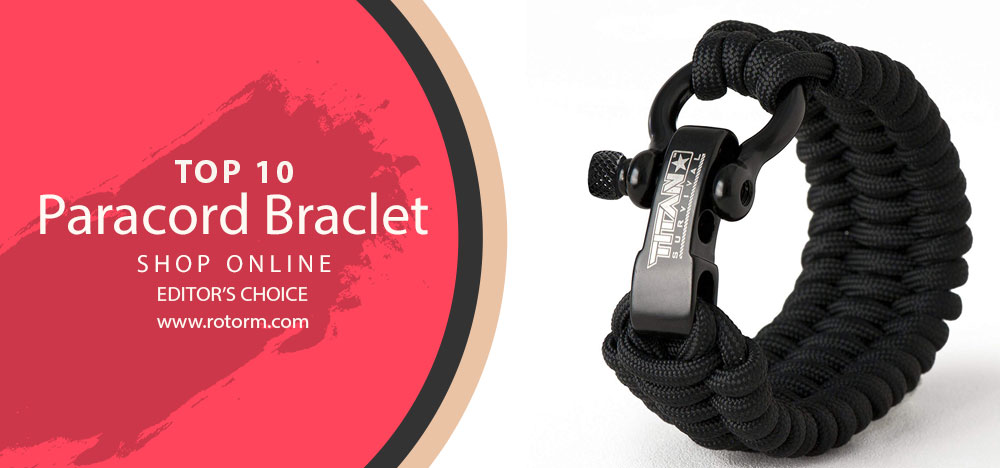 Best Paracord Braclet - Editor's Choice