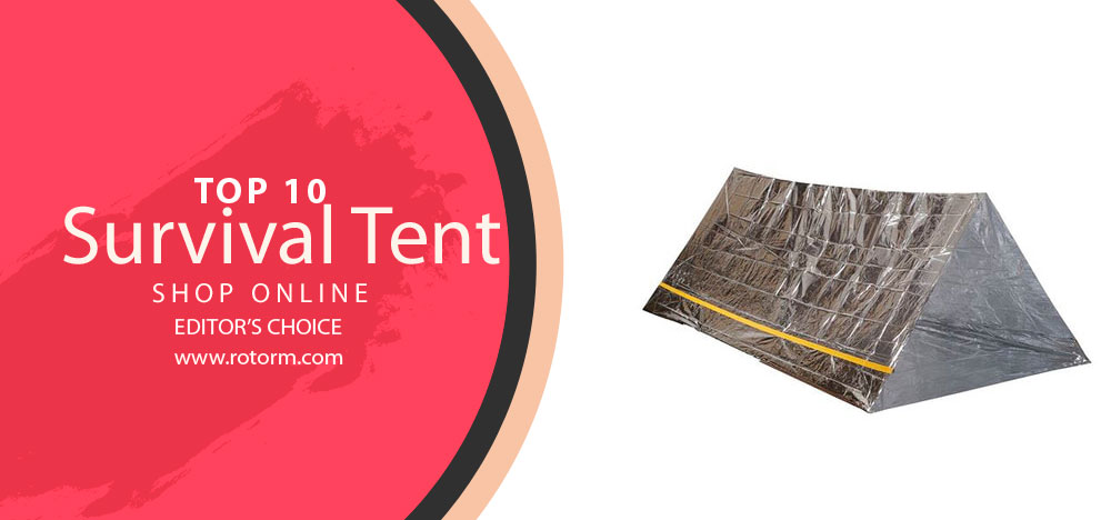 Best Survival Tent - editor's choice