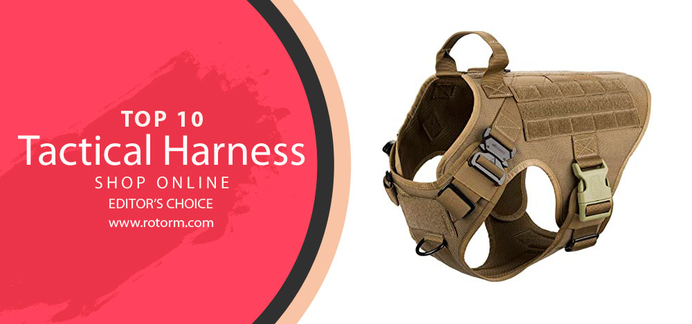 Top 10 - Tactical Harness - Editor's Choice