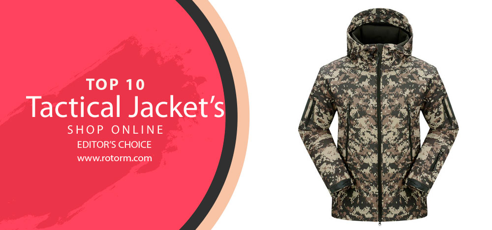 Best Tactical Jacket's - Editor's Choice