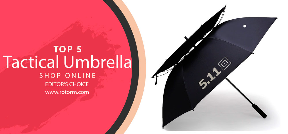 Best Tactical Umbrella - Editor's choice