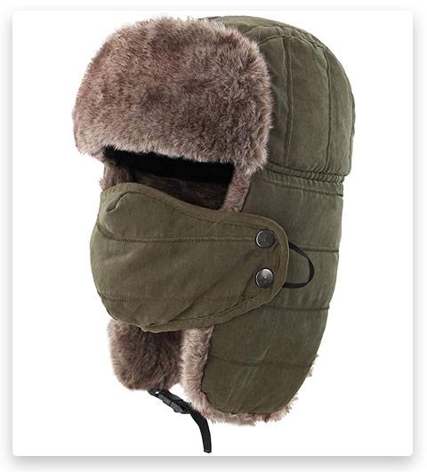 Connectyle Warm Trapper Hat