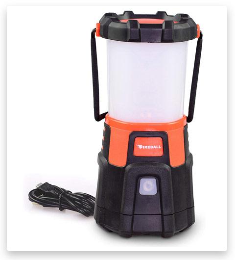 Blazin' Fireball | Brightest LED Lanterns Rechargeable USB