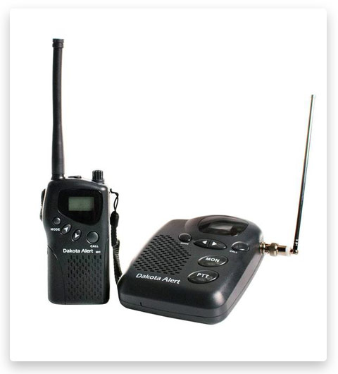 DAKOTA ALERT 4-MILE WIRELESS INTERCOM AND RADIO