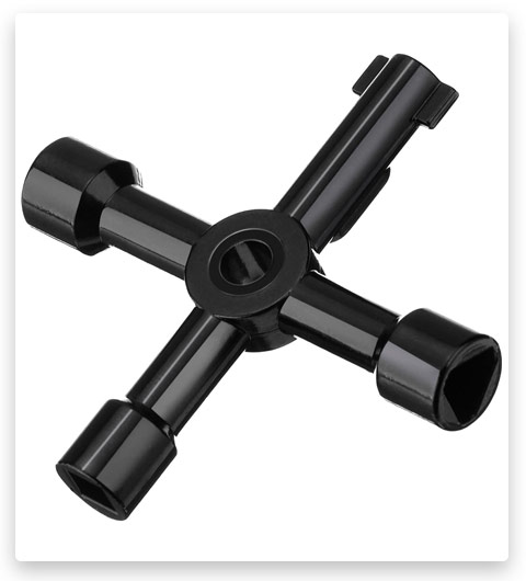Willbond 4-Way Multi-Functional Utilities Key