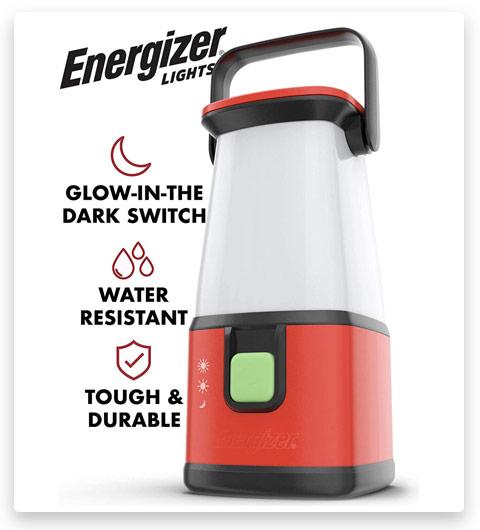 Energizer LED Camping Lantern Flashlight (650 Hour Run-Time)