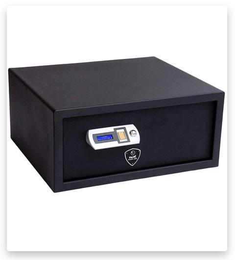 Verifi Smart.Safe. Biometric Gun Safe with FBI Certified Fingerprint Sensor