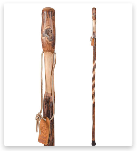 Brazos Trekking Pole Hiking Stick for Men and Women