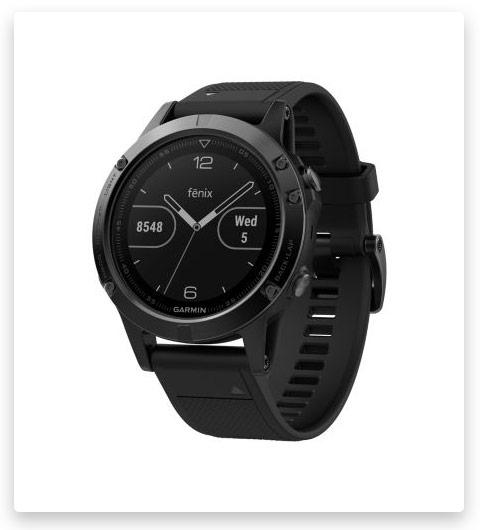 Garmin fenix 5 Sapphire Multisport GPS Watch