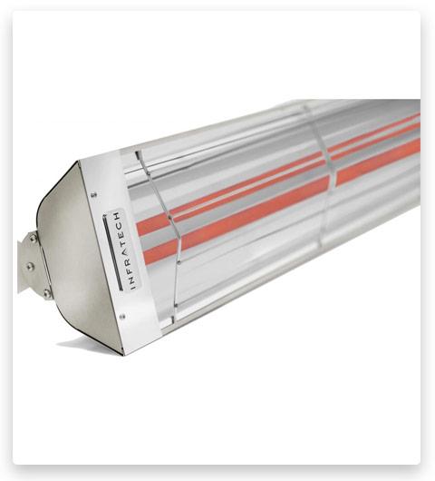 Infratech WD4024SS Dual Element - 4000 Watt Electric Patio Heater