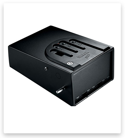 GunVault Bio MiniVault Biometric Pistol Safe