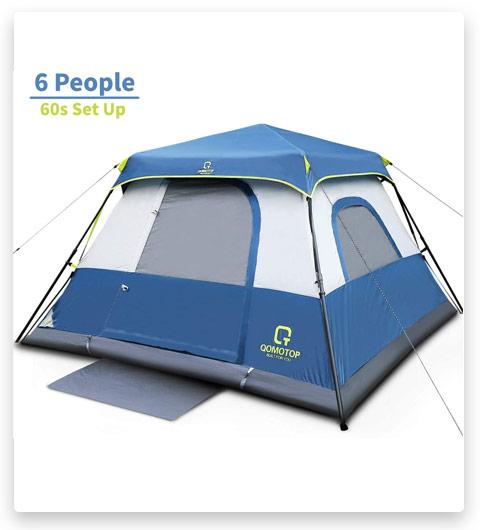 OT QOMOTOP Tents for 4/6/8/10 People