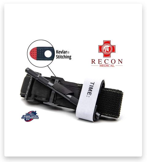 Recon Medical BLK-1PAK-FBA Tourniquet - (Black)