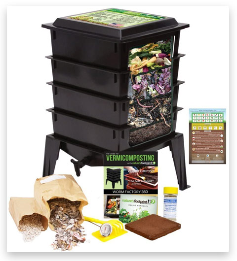 Worm Factory 360 Worm Composting Bin